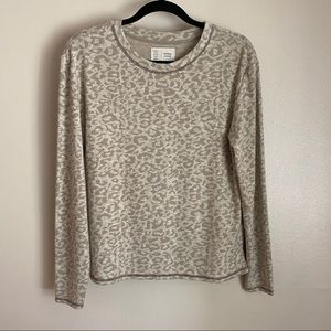 Saturday Sunday by Anthropologie long sleeve, xs